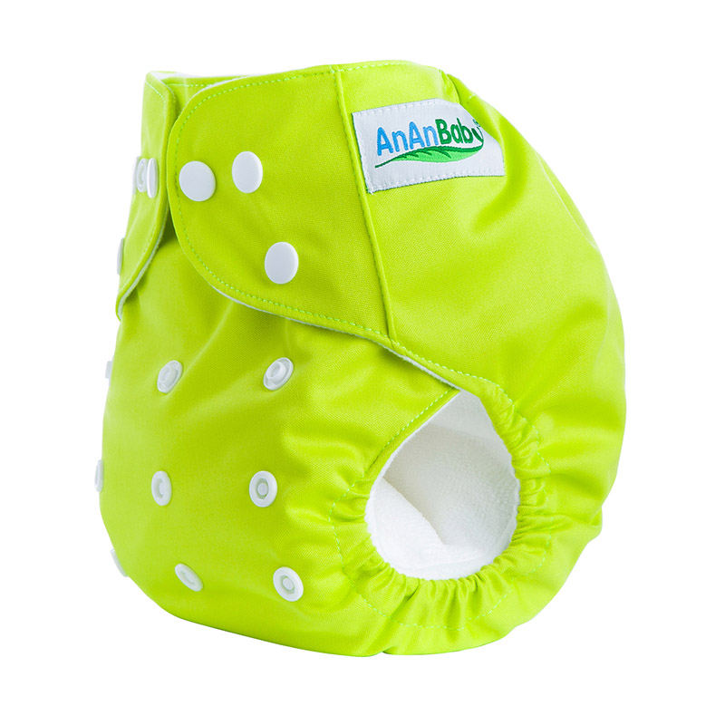 50Pcs/Lot Modern Baby Cotton Diaper Nappy A Series With Insert Suit 3-15KG And You Can Choose A Suit