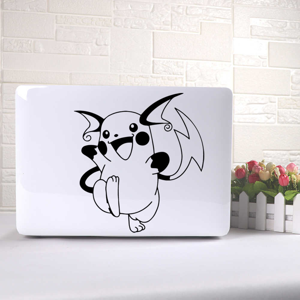 Gratis Pengiriman Anime Laptop Sticker Full Body Cover Kulit Pegatina Portatil PVC Vinyl Decal Stiker untuk Surface PRO 6 Kulit
