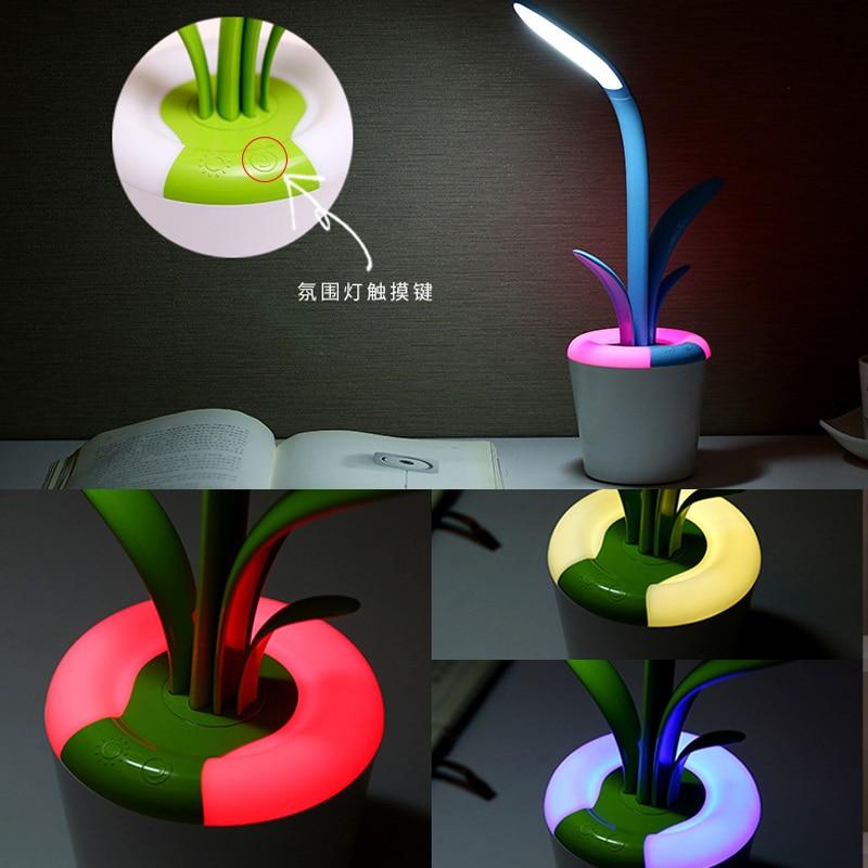 multifuncional lampada de mesa leitura cabeceira led 04