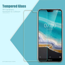 Clear Screen Protector For Nokia 7/7.1/7.2 Plus HD Phone Glass Film For Nokia 5/5.1/6/6.1/6.2 Plus Glass(China)