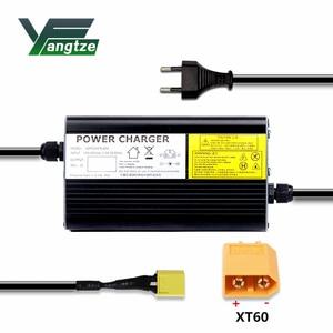 Image 2 - Зарядное устройство Yangtze 54,6 в 5A для литиевых батарей 48 В 5A E bikeo, инструмент для электрического велосипеда