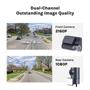 Image 3 - 70mai A800 4K A800S Built In GPS ADAS Ultra HD UHD ความละเอียด2160P กล้องด้านหลังที่จอดรถ Monitior 70mai DVR SONY IMX415 140FOV