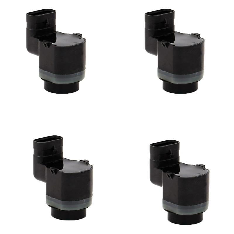 New 4 PCS PDC Parking Sensor Parking Assistance For BMW F10 F07 F11 F12  F01 F25 E70 E71 X5 X6 X3 66202180495 66202151635