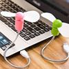USB Mini Fan Notebook Desktop Cooling Fan Cooler Plastic Easy to carry Air Conditioning Appliances For Computer and power Bank 2