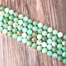 Hot Sale Natural Stone Australian Jade Beads 15.5 Pick Size: 4 6 8 10 mm fit Diy Charms Beads Jewelry Making Accessories