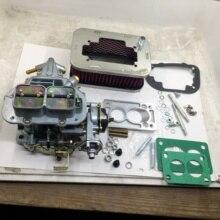 Карбюратор SherryBerg fajs 32/36 carb kit для Weber 32/36 DGEV для Nissan Datsun 510 610 620 пикап с воздушным фильтром и адаптером