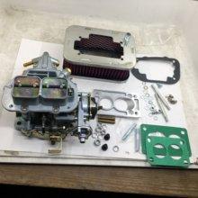 Sherryberg fajs 32/36 carb kit carburador para weber 32/36 dgev para nissan datsun 510 610 620 captador com filtro de ar & adaptador