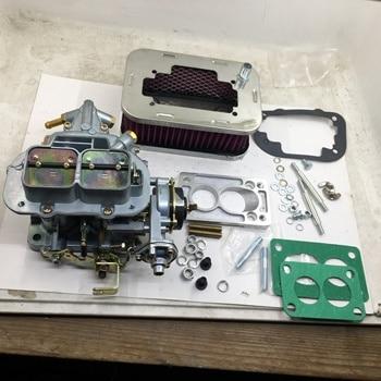 SherryBerg fajs 32/36 carb kit Carburetor For Weber 32/36 DGEV for Nissan Datsun 510 610 620 Pickup W/Air filter & Adapter