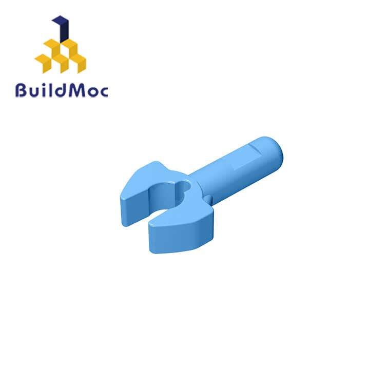 بيلدموك 48729 مع كليب مخلب الميكانيكية لبناء كتل أجزاء شعار DIY قطع التكنولوجيا التعليمية اللعب