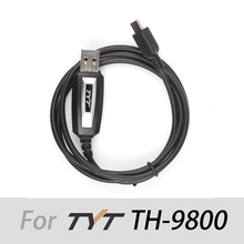 Programming Cable For TYT TH9800 Original Black USB Mobile R