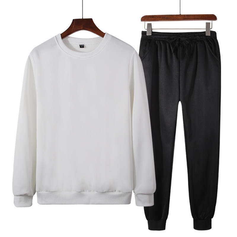 2019 Men Autumn Hot Selling New Set Casual Handsome Sports Clothing Korean-style Trend Two-Piece Set Outdoor Clothing Activity