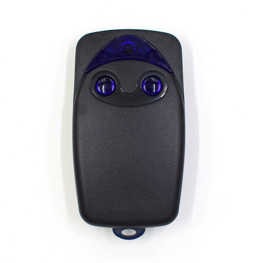 1 Set 433.92 MHz Rolling Code 2 Channels Compatible Garage Door Opener Remote Control Command Door Remote Control