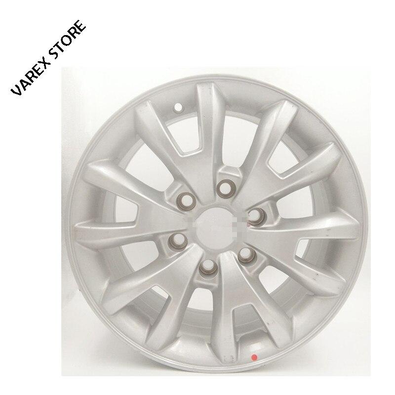 Llanta de rueda de aleación de aluminio, llanta de 17 pulgadas para foton tuland
