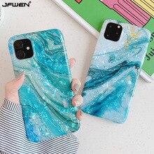 Fundas de teléfono de mármol de concha brillante de lujo para iphone XR 11 Pro XS Max X 7 8 6S funda trasera de TPU suave de silicona Plus