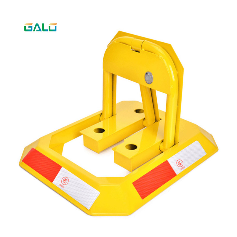 Octagonal / O Durable Parking Blocker / Parking Lock / Anti-Theft Lock Bariere Parking Parking Blocker Car Parking Barrier