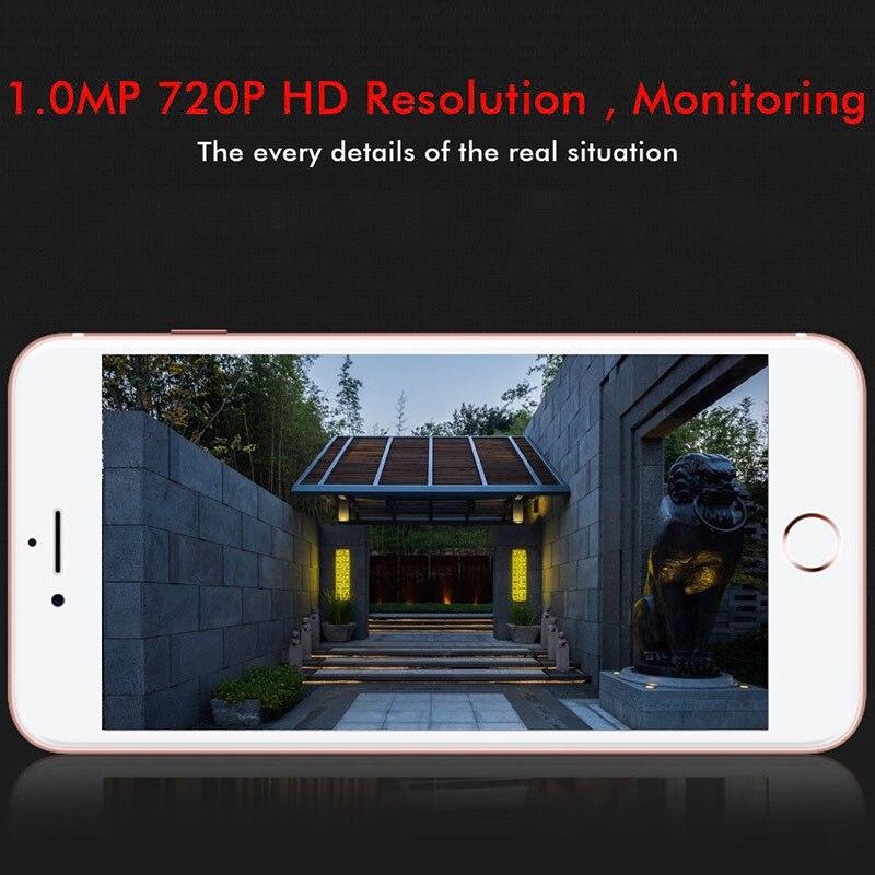 Wireless WiFi Smart Remote Video Door Camera Phone Doorbell Intercom IR Security Bell GV99