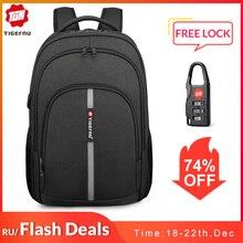 Большой емкости 15,6-дюймовый Анти Вор рюкзак водонепроницаемый ноутбук мужчины высокое качество бизнес-путешествия рюкзаки мужской свободного покроя