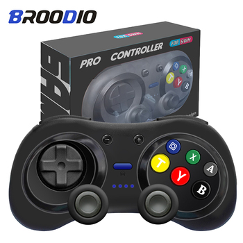 Wireless Bluetooth Gamepad For Nintendo Switch Pro Controller NS-Switch Pro Game Joystick For Nintendo Switch Console For Mac PC new bluetooth wireless gamepad for nintendo switch pro controller for nintend switch console game joystick for android pc handle