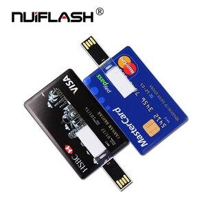 Image 2 - Cartão de crédito hsbc p.com brad.com, memória flash usb 8gb 16gb pendrive usb flash drive 32gb pen drive 64gb 128gb
