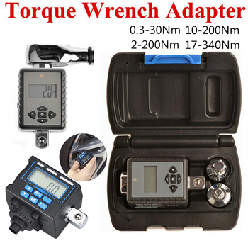 digital torque wrench 1 2 2 200nm adjustable professional electronic torque wrench bike car repair Digital torque wrench 1/2 2- 200 Nm Adjustable Professional Electronic Torque Adapter Digital Wrench Bike car Repair