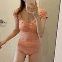 Rhyme Lady one piece Hot-sale swimsuit swimwear beachwear swimming suit girls swimwear Bathing Suit swimwear women