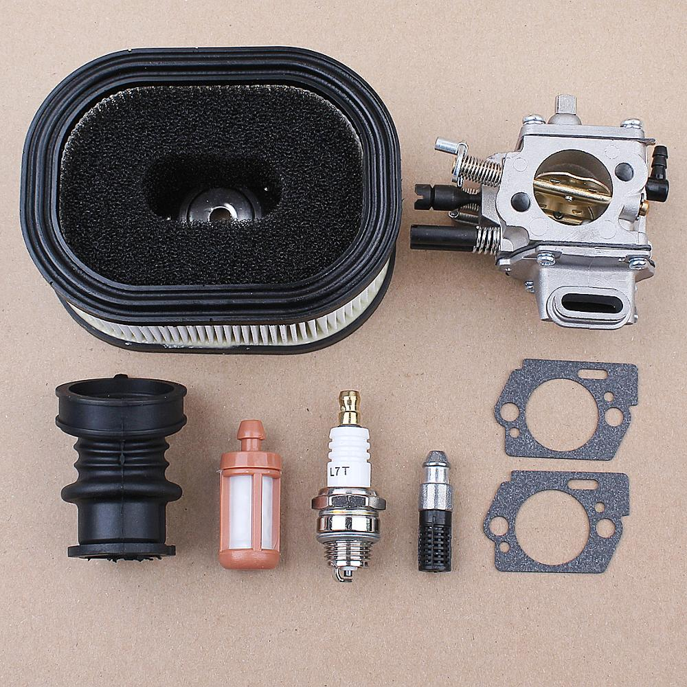 Carburetor Kit For Stihl MS640 MS650 MS660 066 064 Zama C3A-S31 WJ-67A Chainsaw Parts Air Fuel Filter 1122 120 0621 Carb