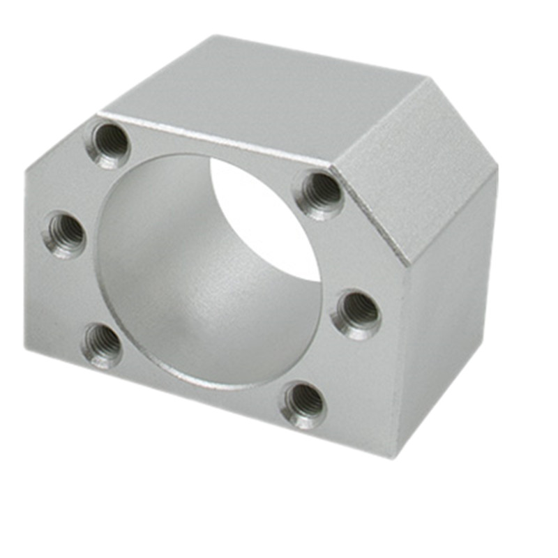 2 rails de guidage linéaires 15mm HGR15 hgh15ca hgw15ca + 1 sfu1605 écrou à billes boîtier toute longueur + support BK/BF12 + coupleurs pour CNC - 6