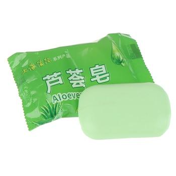 Aloe Soothing Gel Aloe Vera Gel Remove Soap Moisturizing Body And Facial Soap недорого