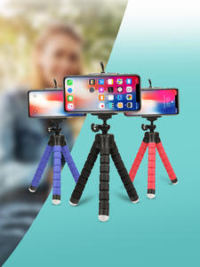 Octopus-Tripod SHOOT Mobile-Phone 7-Camera Huawei Xiaomi Mini Flexible Samsung Gopro 9