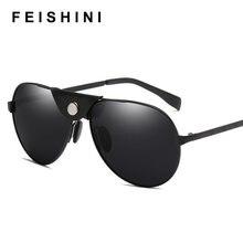 Feishini брендовые антибликовые очки для вождения защита женщин