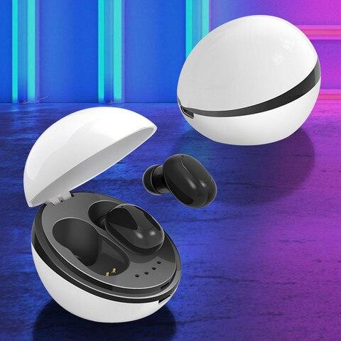 Bluetooth 5.0 Headset TWS Wireless Earphones Earbuds Stereo In-Ear Headphones FR Islamabad