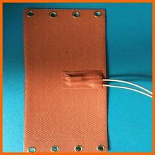 120 мм X 180 мм 12 в 100 Вт, автомобильный топливный фильтр нагреватель, Дизельный Нагреватель с термостатом 70 c