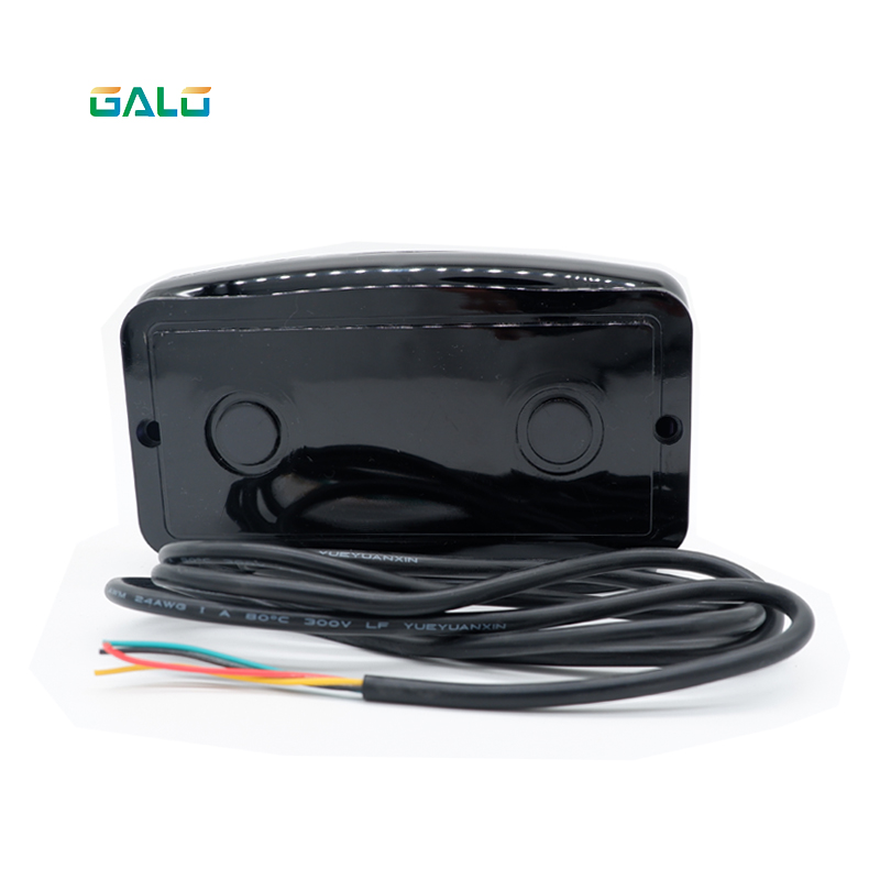 Outdoor Waterproof IR Radar Vehicle Detector Barrier Sense Controller Replace Loop Detector Vehicle Detector