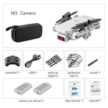 ZITY S66 FPV Mini Drone With Camera HD RC Foldable Drone 4K Professional Wifi Double Camera Drones Quadcopter RC Drone Mini Toys 8