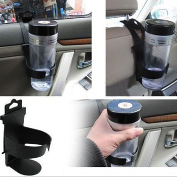 цена на Universal Mount Automotive Drink Bottle Organizer Auto Car Vehicle Water Cup Holder Stand