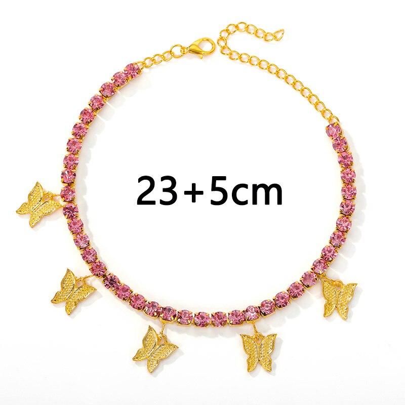 PinkZirconGold23cm