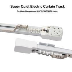 Anpassbare Super Ruhige Elektrische Vorhang Track für Xiaomi Aqara/Aqara B1 Motor/Dooya KT82/DT82, smart Vorhang Schienen System