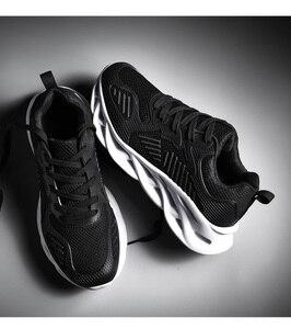 Image 5 - Chaussures de sport industrielles pour femmes et hommes, baskets ajourées à mailles, modèle offre spéciale