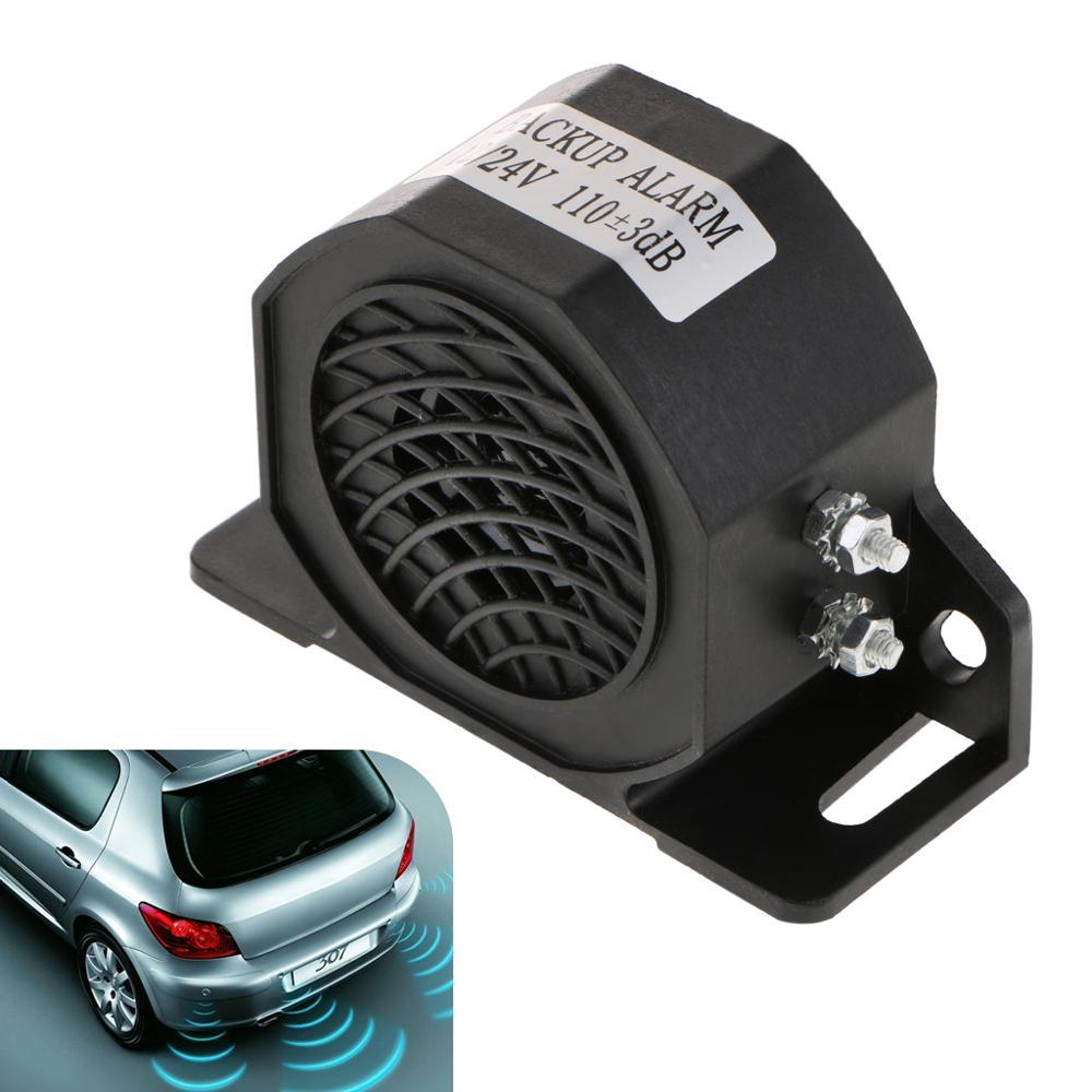 Car Universal Reversing Tone Buzzer Beeper Alarm 12V Warning Signal Back Up