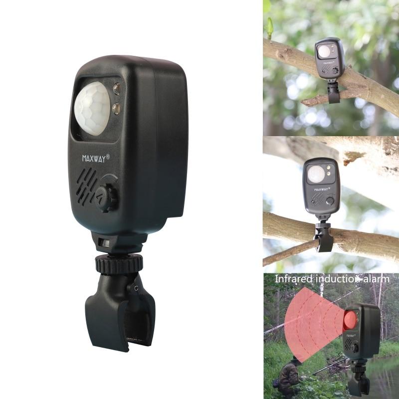 Hot Fishing Infrared Sensor Alarm Sound Alarm Wireless Motion Detector Bite Alarms Carp Fishing Alert Fishing Camping Hunting