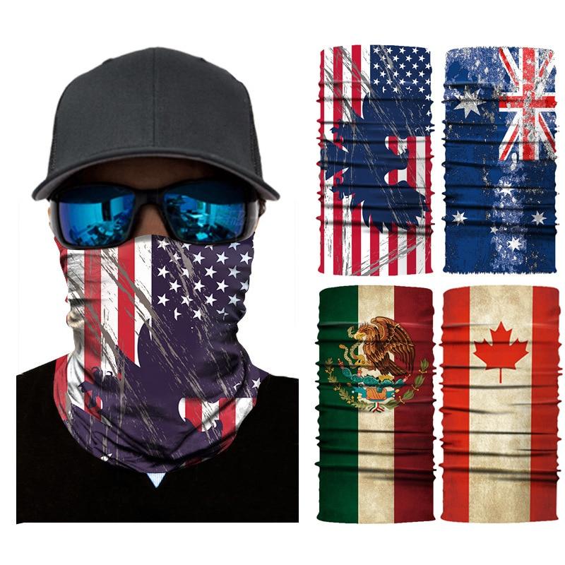 Magic Headwear Breakfast Repeat Outdoor Scarf Headbands Bandana Mask Neck Gaiter Head Wrap Mask Sweatband