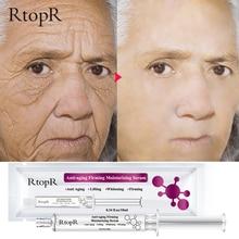 10ml Hyaluronic Acid Anti-aging Firming Face Moisturizing Serum Effective Repair Facial Skin Rejuvenation Skin Care Cream TSLM1