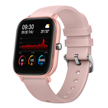 P8 Smart Watch Wristband Men Women Sport Clock Heart Rate Monitor Sleep Monitor IP67 Waterproof Smartwatch tracker for phone runfengte smart watch wristband bluetooth call men women sport clock oximeter heart rate monitor low power intelligent mobile watch tracker for phone