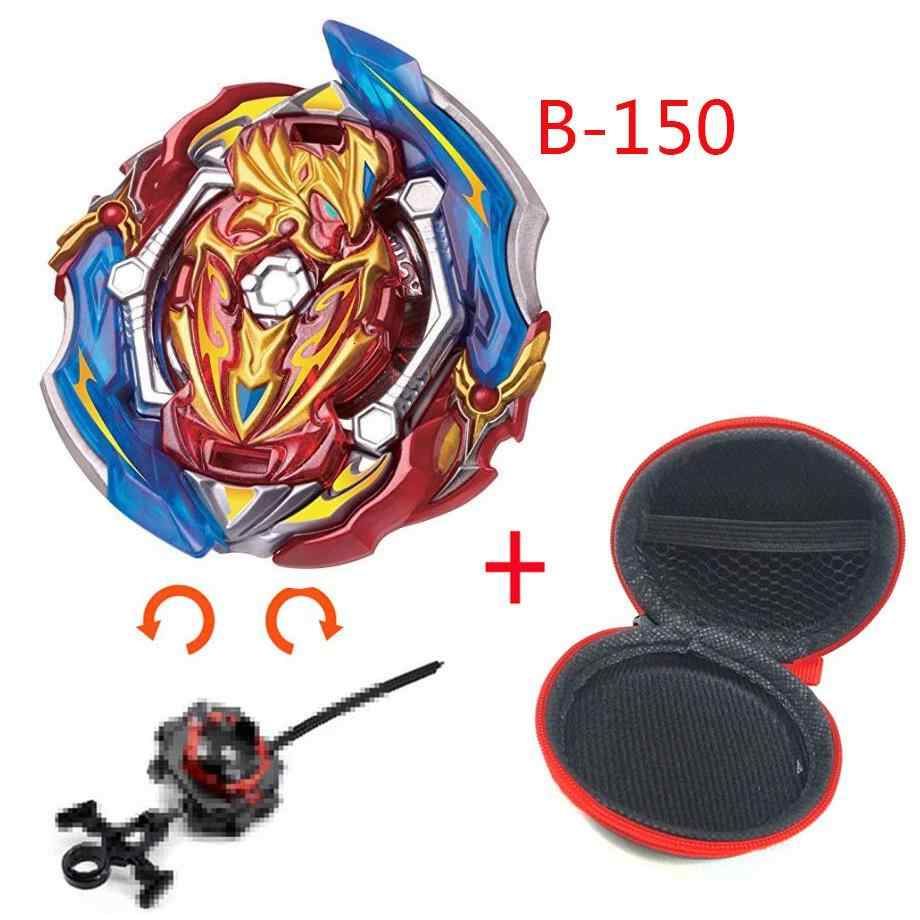 Takara Tomy Tops lanzadores Kai Watch Land B153 Arena juguetes Bey Blade hoja Aquiles Bayblade Bable Fafnir Phoenix Blayblade