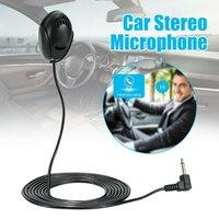 Car Navigation GPS Microphone Car Speaker External Microphone Paste Microphone 3.5mm Car Stereo Microphone|Bluetooth Car Kit|Automobiles & Motorcycles -
