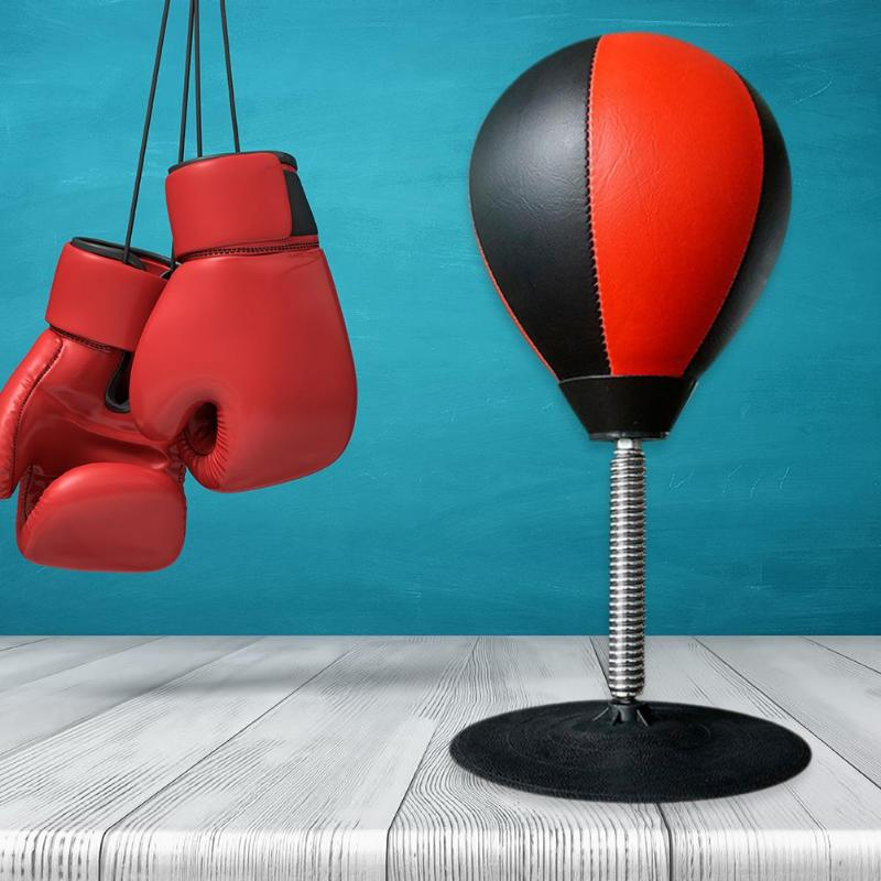 Sports Office Fitness Boxing Ball Practical Economy Punching Bag Speed Balls Stand Boxing Tools For Indoor And Outdoor