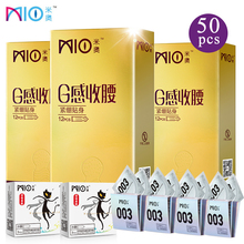 MIO Spike Condom Spiral Stimulate Woman G Spot Orgasm Particle Penis Sleeves Sex Toys Condoms for Men Sex Erotic Products Shop