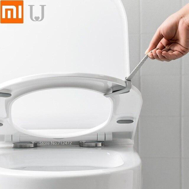 Youpin جوردانجودي غطاء المرحاض المنزل مكافحة القذرة اليد رفع مقعد المرحاض سلامة سيليكون غطاء مرحاض رافع مقبض