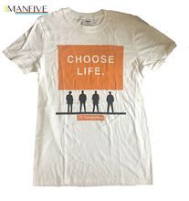 Trainspotting - T2 Choose Life - Official Mens T Shirt Short Sleeves Cotton Fashion T-Shirt Free Shipping Classic bob ross official everybody needs a friend t shirt summer short sleeves fashion t shirt free shipping funny 100% cotton