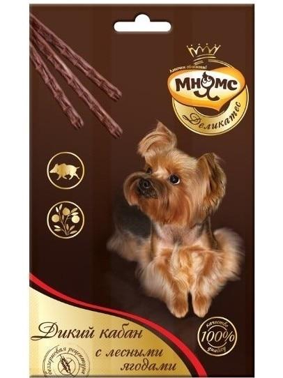 Treats Tidbits Sticks 13,5 Cm Dog Meat Wild Boar, 3*11 In, 30 Pack